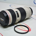 (Sold out)Canon Lens EF 70-200mm f/4