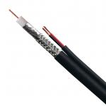 RG6 128 DC(สายไฟ) CABLE 100 เมตร