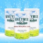 Whey Mix Protein Vanila Flavor เวย์มิกซ์ รสวนิลา ชุด 3 กระปุก