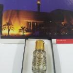 น้ำหอมอาหรับ ไม่มีแอลกอฮอล์ Al-Ras by 405 perfume Oil 12ml.