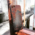 Wade - Rusty Case for iPhone 6s/6s Plus