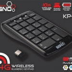 Signo Keyboard Numeric Wireless (KP-711)
