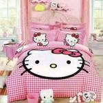 ชุดผ้าปูที่นอนลิขสิทธิ์ คิดตี้ (kitty)