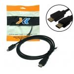 สาย USB 2.0 Micro to USB 3.1 Type C ยาว 1 เมตร