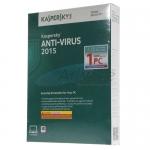 Kaspersky Anti-Virus 2015 (1 User)