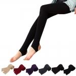 (Pre Order) Leggings p antalon f emmeกางเกงผู้หญิงกางเกง เซ็กซี่เลคกิ้งไพรเมอร์ฤดูใบไม้ร่วงและฤดูหนาวแข็งร้อนผอมบางStovepipeกางเกงd4 สินค้ามี 6 สีให้เลือก ขนาดฟรีไซส์