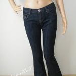( สินค้าพร้อมส่ง) กางเกงยีนส์ขายาว เอว - 25-28 นิ้ว สะโพก - 34-38 นิ้ว ความยาวกางเกง 38 นิ้ว