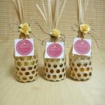 น้ำผึ้ง บรรจุขวดแยม แพ็กในชะลอมจุกสาน