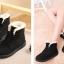 (Pre Order) บู๊ทส์หิมะผู้หญิง รองเท้าแฟชั่นขนสัตว์ที่อบอุ่นรองเท้าฤดูหนาวผู้หญิงส้นแบนลำลอง มี 5 สีให้เลือก ไซส์ 35,36,37,38,39,40 thumbnail 19