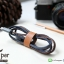 MAOXIN Denim Charge/Sync Cable (iPhone/iPad) thumbnail 3
