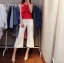 (Pre Order) ชุดเซ็ทขนาดของสินค้า - S,M ความยาว เสื้อผ้า 45cm หน้าอก88cm กางเกง (S, M): S เอว 68cm ,M เอว 70cm thumbnail 5