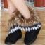 (Pre Order) รองเท้าบูทขนสัตว์สใส่ลุยหิมะได้บู๊ทบู๊ทส์ในช่วงฤดูหนาว มี 3 สี น้ำตาล,เขียว,ดำ, ไซส์ 36,37,38,39,40 thumbnail 13