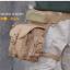 กระเป๋าคาดเอว คาดขา (ใหญ่) สีทราย thumbnail 2