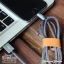 MAOXIN Denim Charge/Sync Cable (iPhone/iPad) thumbnail 2