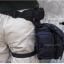 กระเป๋าคาดเอว คาดขา (ใหญ่) สีดำ thumbnail 4