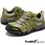 รองเท้ากันน้ำ เดินป่า รุ่น Explore - สีเทา - เขียว thumbnail 1