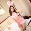 ชุดกระต่ายฟรุ้งฟริ้งสีชมพู มาครบเซทนะค้า thumbnail 7