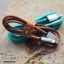 MAOXIN Leather Charge/Sync Cable (iPhone/iPad) thumbnail 2