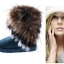 (Pre Order) รองเท้าบูทขนสัตว์สใส่ลุยหิมะได้บู๊ทบู๊ทส์ในช่วงฤดูหนาว มี 3 สี น้ำตาล,เขียว,ดำ, ไซส์ 36,37,38,39,40 thumbnail 9