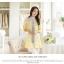 (Pre Order) กิโมโนเสื้อลูกไม้ฤดูใบไม้ผลิฤดูร้อน ผู้หญิงเสื้อแจ็คเก็ตบาง Suncreen ลำลองเสื้อ jackets ผู้หญิง มี 3 สี ชมพู,เหลือง,ขาว ไซส์ Free Size thumbnail 14