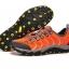 รองเท้าเล่นน้ำ เดินป่า ลุยน้ำ Octopus - สีส้ม thumbnail 3