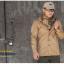 เสื้อแจ็คเก็ตแทคติคอล IX7- สีทราย DESERT thumbnail 3