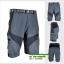 กางเกงขาสั้น ARSUXEO เนื้อผ้าแห้งเร็ว /สีเทาแถบดำ thumbnail 1
