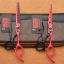 กรรไกรตัดผมซอยผม Kasho Red/Black Tiger 6.0 thumbnail 2