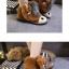(Pre Order) รองเท้า Botas femininas มาใหม่รองเท้าผู้หญิง รองเท้าฤดูหนาวที่อบอุ่นรองเท้าหิมะ มี 3 สี ดำ,เทา,น้ำตาล,ไซส์ 35,36,37,38,39,40 thumbnail 8