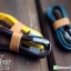 MAOXIN Leather Charge/Sync Cable (iPhone/iPad) thumbnail 7