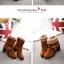 (Pre Order) ฤดูใบไม้ร่วงและฤดูหนาว ด้วยกำมะหยี่หนังนิ่ม รองเท้าบูทผู้หญิงผ้าฝ้ายหนากับมาร์ตินรองเท้าส้นสูง มี 3 สีให้เลือก ไซส์ 34,35,36,37,38,39,40 thumbnail 8