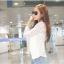(Pre Order) มาใหม่ล่าสุดเสื้อผู้หญิงแขนยาวเสื้อสูทเซ็กซี่ลูกไม้โครเชต์แจ็คเก็ตขนาดเล็ก Tops สำนักงานสวมใส่สบาย มี 2 สี ดำ,ขาว ไซส์ M,L,XL thumbnail 12