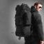 เป้ Backpack 65 ลิตร - สีดำ thumbnail 1