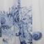 (Pre Order) เดรสยาวสไตล์ฤดูร้อนสร้างสรรค์ตัวเสื้อยืดชุดสีน้ำเงินและสีขาวพอร์ซเลนยาวเดรสชีฟอง Maxi ไซส์ M,L,XL,XXL thumbnail 6