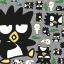 จิ๊กซอว์ ซานริโอ้ แบ๊ด แบ๊ดซ์ มารุ Jigsaw Puzzle Sanrio Bad Badtz Maru 108 ชิ้น thumbnail 2