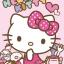 จิ๊กซอว์ ซานริโอ้ ฮัลโหล คิตตี้ Jigsaw Puzzle Sanrio Hello Kitty 108 ชิ้น thumbnail 2