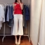 (Pre Order) ชุดเซ็ทขนาดของสินค้า - S,M ความยาว เสื้อผ้า 45cm หน้าอก88cm กางเกง (S, M): S เอว 68cm ,M เอว 70cm thumbnail 3