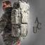 เป้ Backpack 65 ลิตร - พรางดิจิตอล thumbnail 1