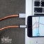 MAOXIN Leather Charge/Sync Cable (iPhone/iPad) thumbnail 4