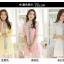 (Pre Order) กิโมโนเสื้อลูกไม้ฤดูใบไม้ผลิฤดูร้อน ผู้หญิงเสื้อแจ็คเก็ตบาง Suncreen ลำลองเสื้อ jackets ผู้หญิง มี 3 สี ชมพู,เหลือง,ขาว ไซส์ Free Size thumbnail 4