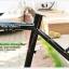 เฟรมทัวริ่งพันธ์แท้ WINDSPEED Long Rider II / สีดำ thumbnail 6
