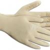 ถุงมือยางแพทย์ แบบมีแป้ง ลังละ 500 คู่ กล่องละ 107 บาท