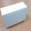 กล่องสแน็ค กล่องอาหารว่าง สีขาว ขนาด 15.5 x 11.5 x 6.0 ซม.