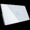 GRATIA switch Standard 2 x 4 สีขาว 1 ปุ่ม ใช้งานผ่านรีโมท