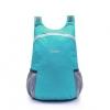 กระเป๋ากันน้ำพับได้ สีฟ้า
