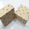 กล่องสแน็ค กล่องอาหารว่าง ลายแบร์แฟมิลี่ กว้าง12.7 x ยาว12.7 x สูง 6.5 ซม.