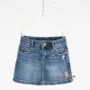 1195 Zara Basic Denim Skirt (ชน shop) ขนาด 8,9-10,11-12 ปี