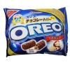 โอรีโอ้ ช็อคโกแลตผสมแมคคาเดเมีย (Nabisco Oreo Chocobar Mini Macadamia Chocolate)