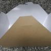กล่องอาหารมีฝาเกี่ยวล็อค 13.7x19.2x4.6ซม./ราคา 210 บาท ( 25 ใบ)