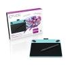 Intuos Comic Small Mint Blue ฟรีชุด clean มูลค่า 150 รหัสสินค้า CTH-490/B1-C